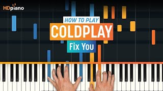 "How To Play ""Fix You"" by Coldplay 