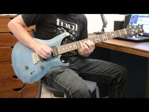 Tool - Parabola (Drop D Guitar Cover)