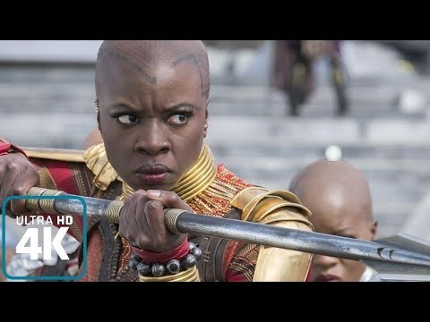 Okoye: All fight scenes from the Films