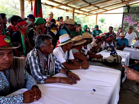 Dialogo entre Gobierno e indigenas no avanza en medio de la zozobra por bloqueo de via Panamericana