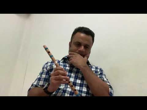 Tere Naam unplugged on flute by ANKUR BHUTANI