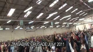 imvelaphi of the revelation church of god