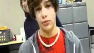 Never Say Never - Austin Mahone {[ Support Video ]}