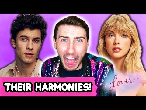 TAYLOR SWIFT - Lover Remix Feat. SHAWN MENDES (Official Audio Reaction)