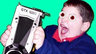 САМАЯ МОЩНАЯ ВИДЕОКАРТА ЗА 60.000 РУБЛЕЙ ! - КОНКУРС ОТ АСУС ( ASUS ROG Strix GeForce GTX 1080 Ti )