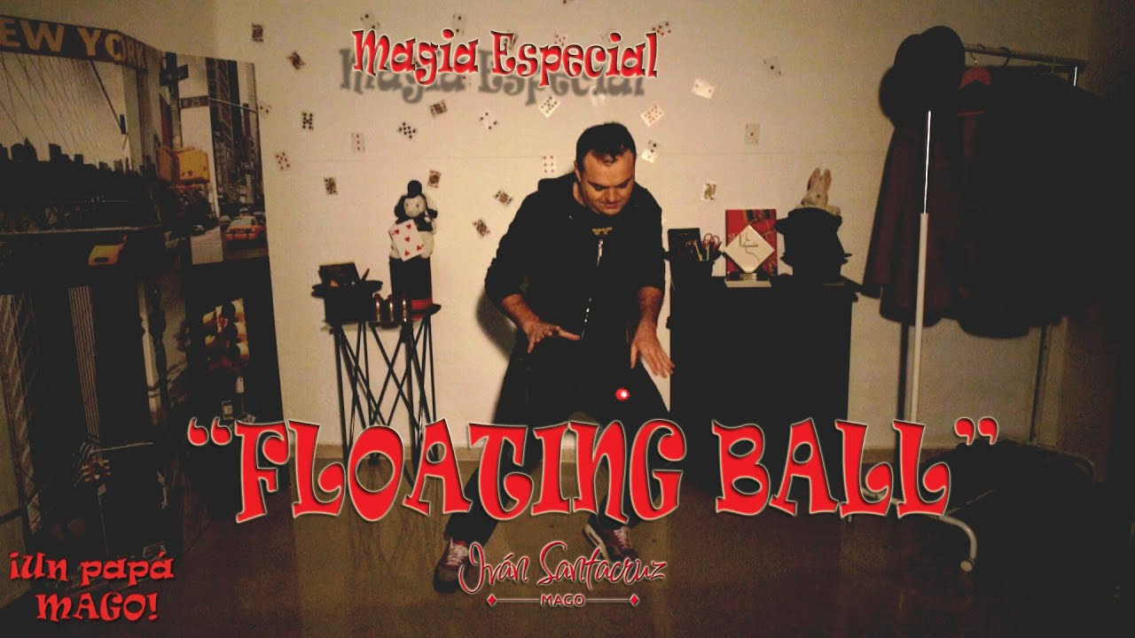 ¡IMPOSIBLE...VUELA!. MAGIC FLOATING BALL. VÍDEO ESPECIAL. MAGIA