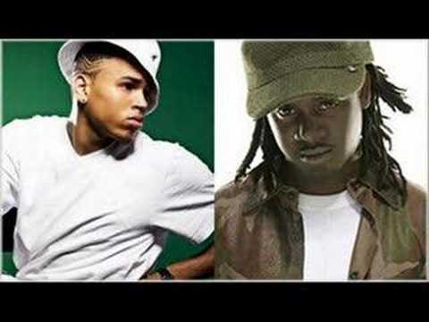 Chris Brown (feat.Nelly and T-Pain) Kiss Kiss remix
