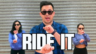 RIDE IT - Regard Dance Shuffle | Jayden Rodrigues Choreography Hip Hop Ti kTok Song Jay Sean TikTok
