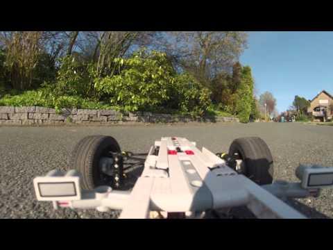 Vidéo LEGO Technic 42000 : La voiture de F1