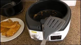 De'Longhi FH 1396/1 MultiFry Heißluftfritteuse Extra Chef Plus