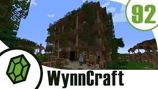 """WynnCraft   S2 E92   """"Dwelling Walls"""""""