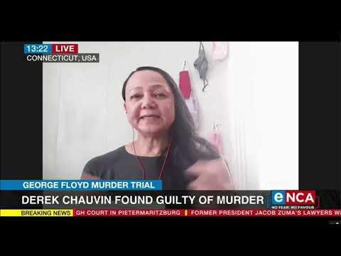 Discussion Derek Chauvin found guilty of murder