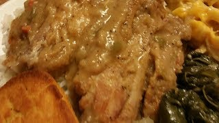 SMOTHERED  TURKEY WINGS (MY SUNDAY MEAL)