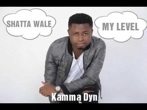 Wow, SHATTA WALE - My Level (fante version) by KAMMA DYN ...EPIC.