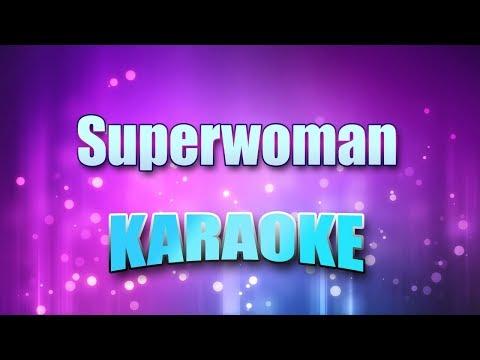 White Karyn – Superwoman (Karaoke & Lyrics)