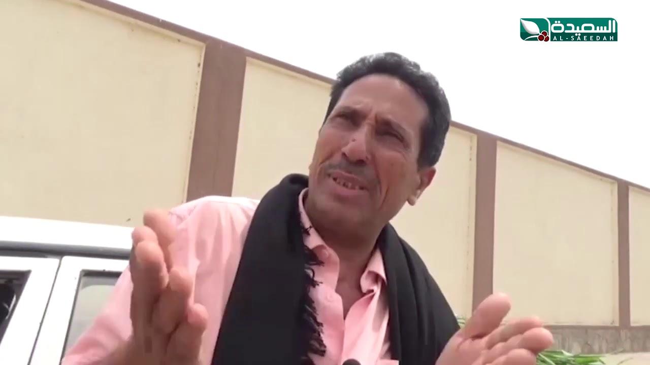 أكبر الأحياء الشعبية بزنجبار أبين تجتاحه مياه الصرف الصحي