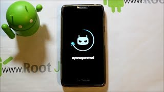 Motorola Droid Razr HD CyanogenMod 11 install and review