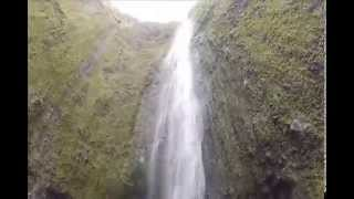 preview picture of video 'Destination Waipi'o Falls Hawaii'
