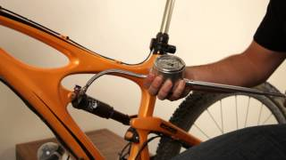 Lezyne Shop Shock Drive - Adjusting Shock Pressure