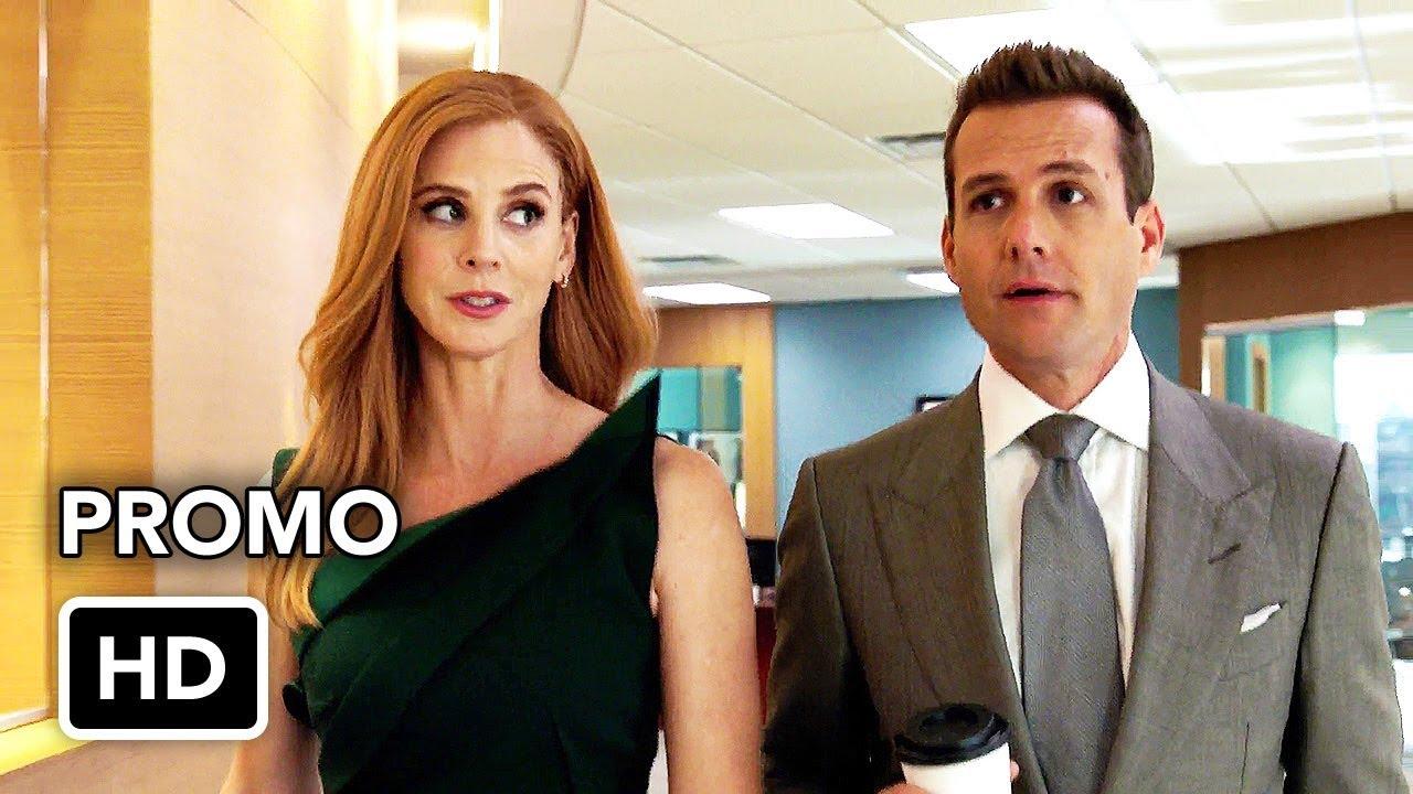 Suits: Segunda metade da 8ª temporada ganha trailer; Assista!