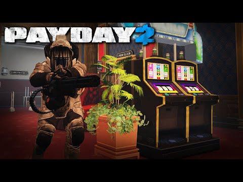 Golden Grin Casino with MINIGUN DOZERS! (PAYDAY 2 Heavy Security Mod)