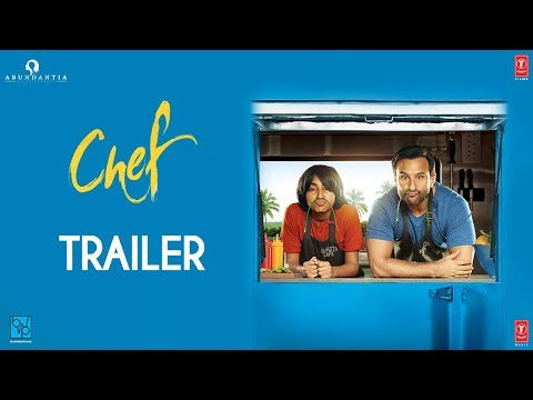 Chef Official Trailer