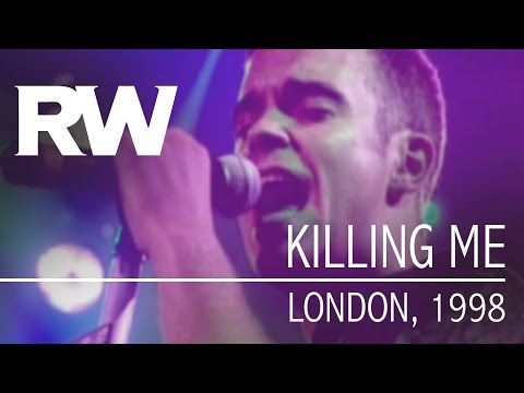 Robbie Williams | Killing Me | Live in London 1998