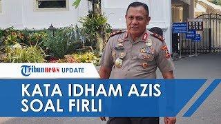 Dilantik Jadi Ketua KPK, Firli Bahuri Tak Perlu Mundur sebagai Polisi, Idham Azis Ungkap Alasannnya
