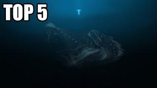 TOP 5 - Nejzáhadnějších zvuků pod vodou