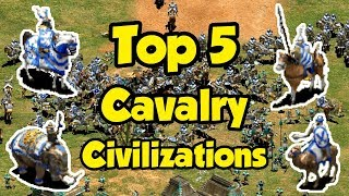 Top 5 Cavalry Civilizations