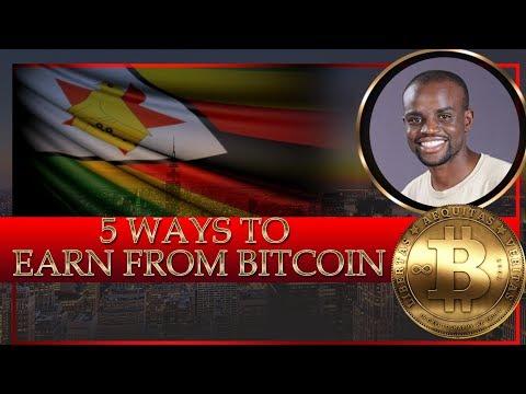 Cum să beneficiați de bitcoin