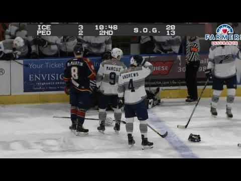 Brandon Rumble vs. Egor Kostyukov