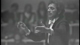 Yuri Temirkanov Conducts Shchedrin Carmen Suite   Video 1973
