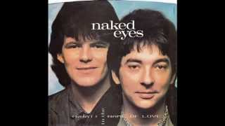 """Naked Eyes – """"(What) In The Name Of Love"""" (EMI America) 1984"""