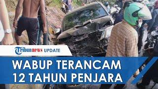 Terbukti Berkendara saat Mabuk hingga Tabrak Polwan, Wakil Bupati Yalimo Terancam 12 Tahun Penjara