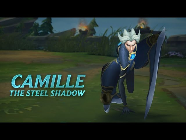 Video Pronunciation of Camille in English