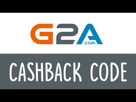 How to get G2A discount code