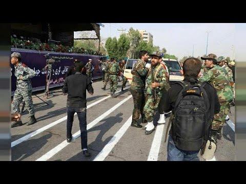 Βίντεο του ΙΚΙΛ για την επίθεση στο Ιράν