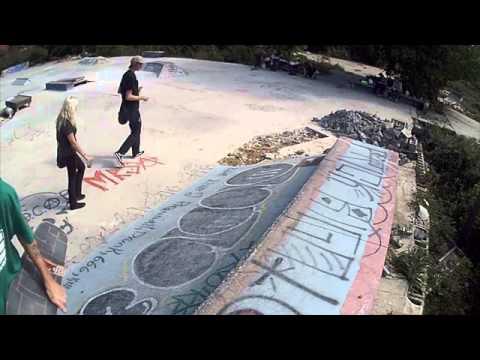 old Foundation Kevin lee Sheltons day skating! #skateboarding