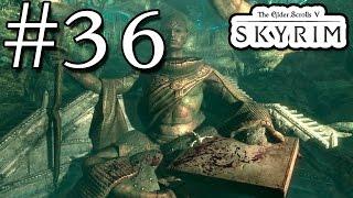 Skyrim Прохождение #36 - Убийство Мерсера