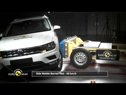 NCAP: VW Tiguan