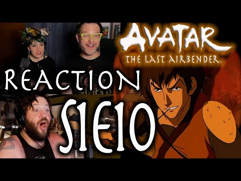 """""""JET"""" is a Genocidal THIRST-TRAP!// AVATAR: The Last Airbender S1E10 Reaction // Watchers in the Bar"""