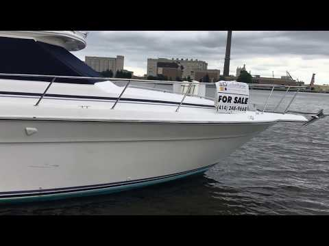 Sea Ray 380 Aft Cabinvideo
