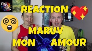 MARUV   Mon Amour   Reaction