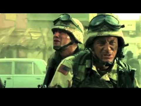 Like Toy Soldiers - Black Hawk Down Version