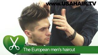The European men