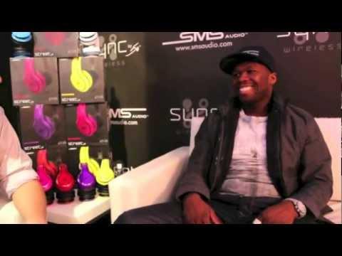 50 Cent Talks To Gizmodo Australia