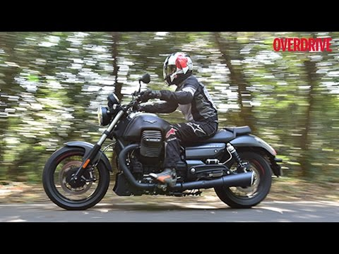 First Look: Moto Guzzi Audace