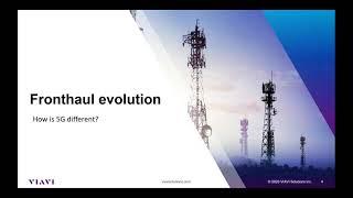 Network Evolution, Building a Robust 5G Network  – Fronthaul