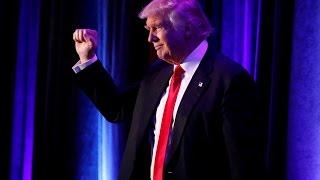 Инаугурация 45-го президента США Дональда Трампа